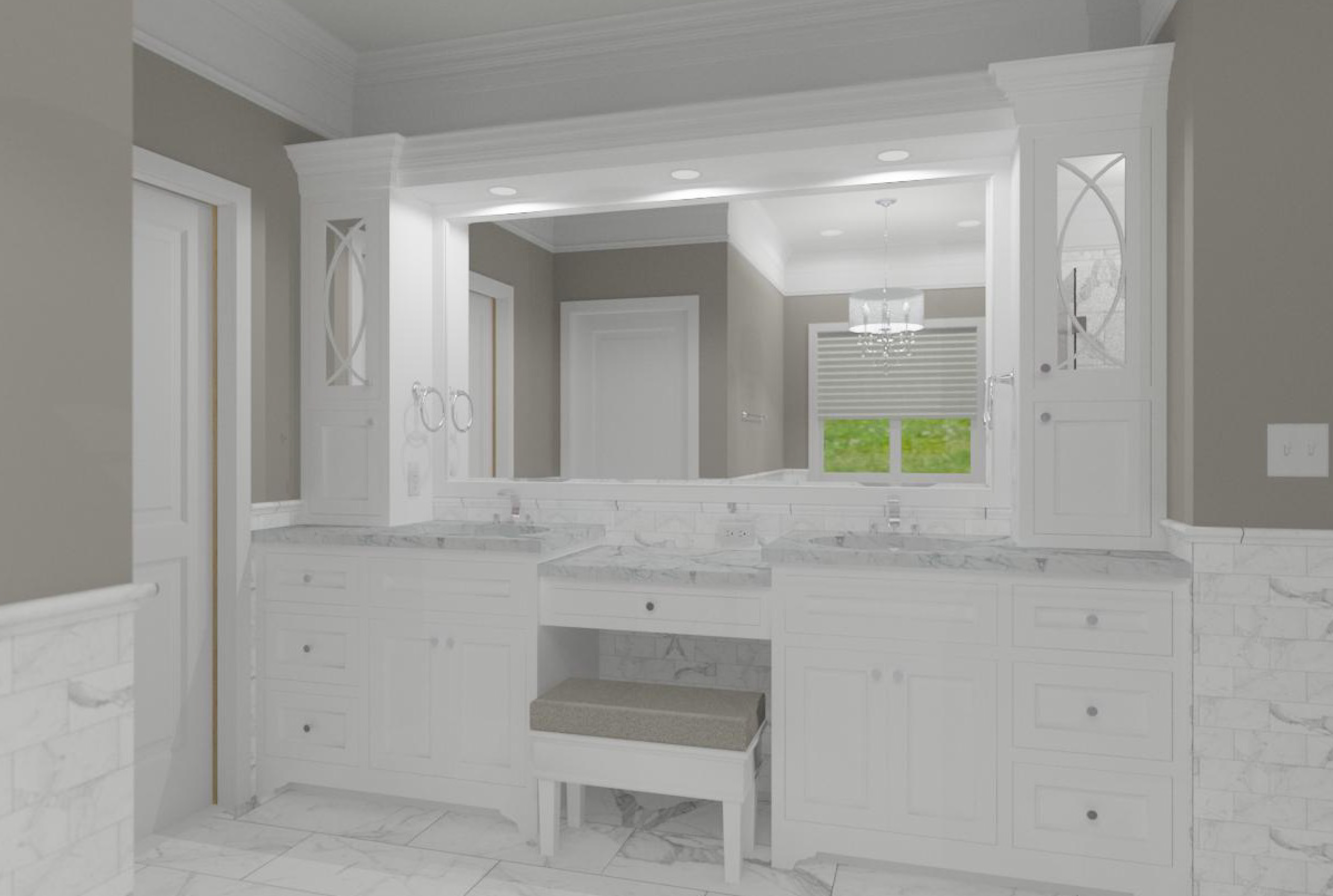 Master Bath Remodel in Columbus Ohio
