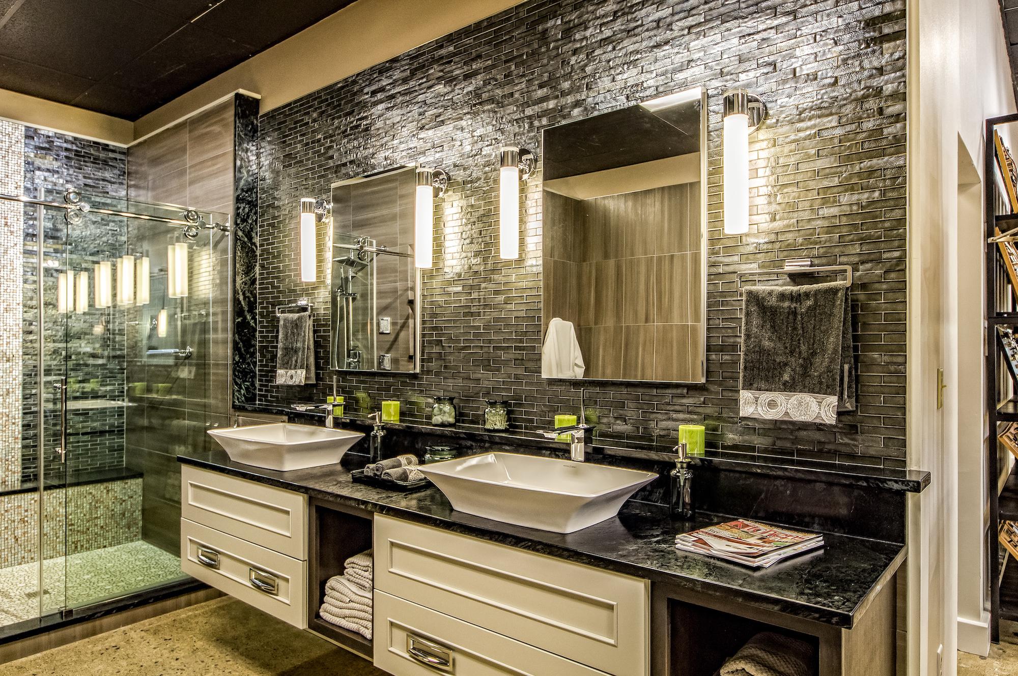 BathRoom Remodeling Showroom, Columbus Ohio, Dream Baths ...